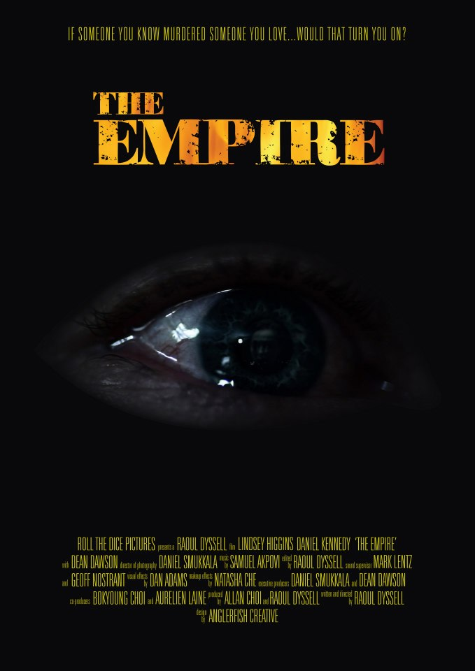 Aurelien Laine Co-Producer The Empire