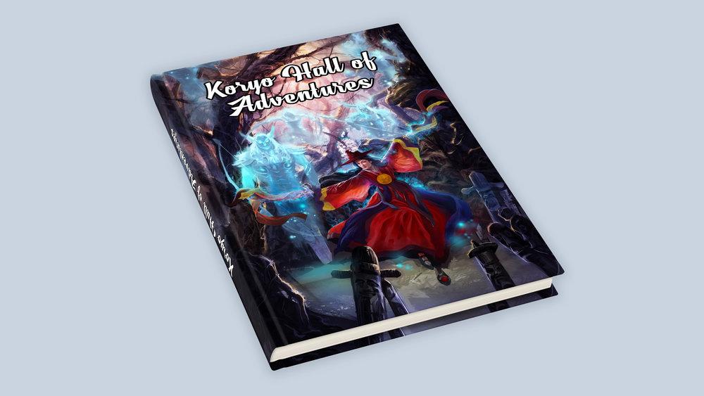 Koryo Hall of Adventures - Campaign Setting Book