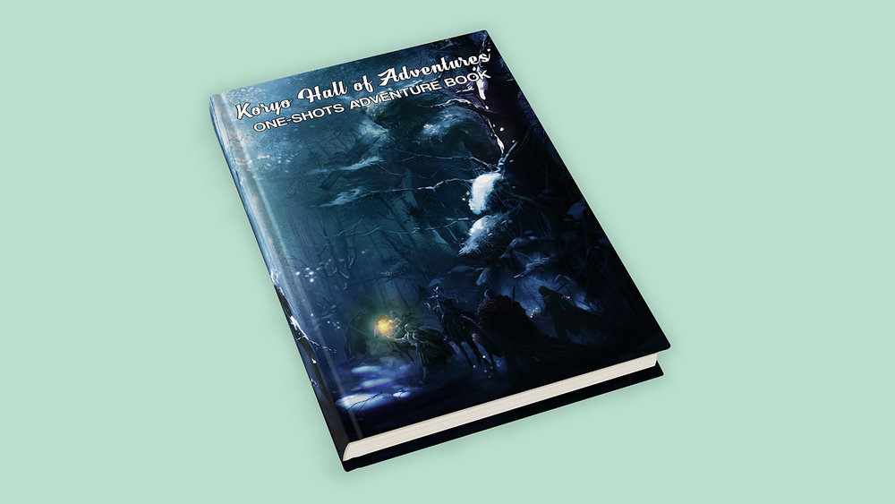 The Koryo Hall of Adventures - Adventures Ebook