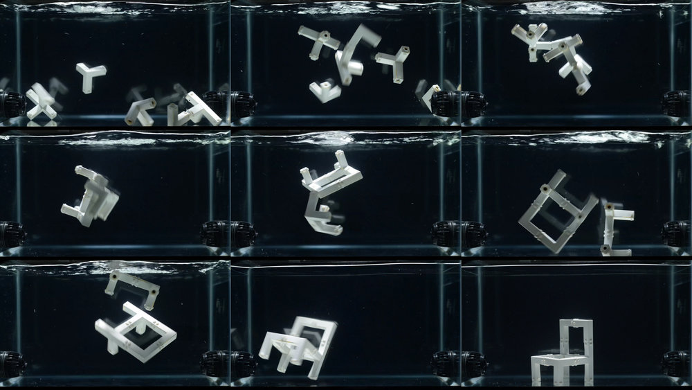 Skylar Tibbits-MIT Self Assembly Lab  photo/provided