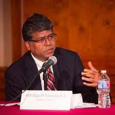 Chidanand Rajghatta, Washington DC Based Journalist