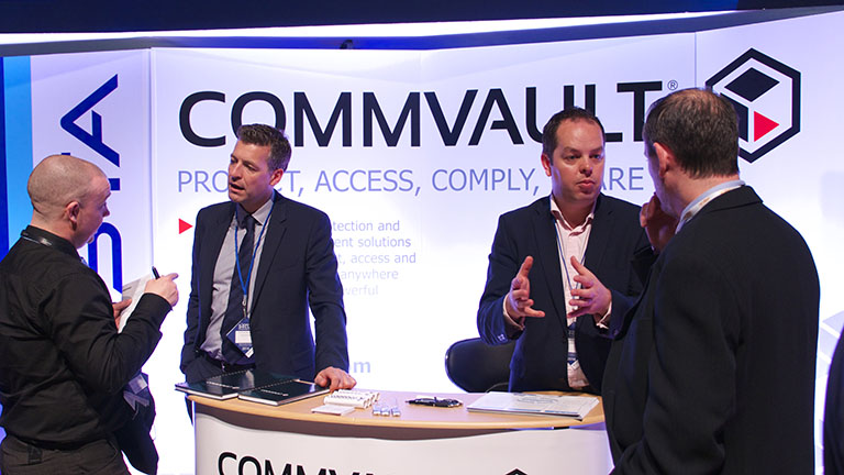 Commvault at Secure Computing Forum 2016.jpg