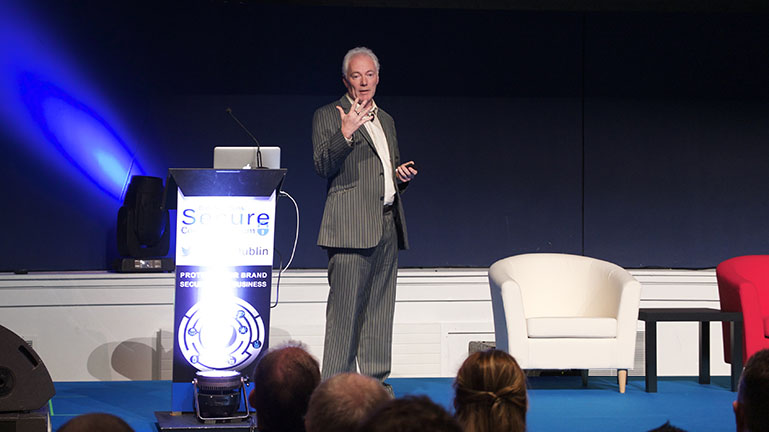 Michael McGrath at Secure Computing Forum 2016 a.jpg