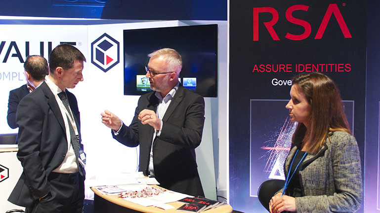 RSA at Secure Computing Forum 2016.jpg