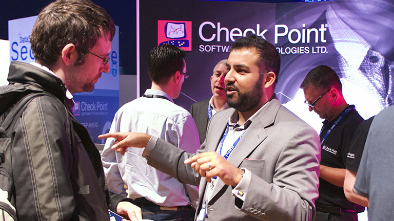 Check Point Technologies at Secure Computing Forum 2016.jpg