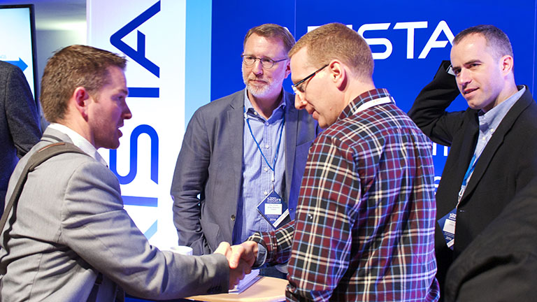 Arista Networks at Secure Computing Forum 2016.jpg