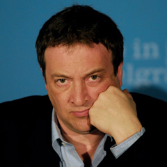 Misha Glenny Award-winning writer, broadcaster and author of the book McMafia, The Globalisation Of Organised Crime.