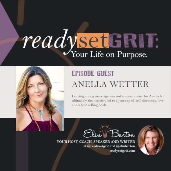 Ready, Set, Grit: Your Life on Purposewith  Elin Barton   Is there such a thing as finding your Prince (or Princess) Charming? Anella Wetter says yes, absolutely! In this podcast and in her book,  Hear Me Universe,  Anella describes how, after her divorce, she first described her perfect partner, then watched in near disbelief as he showed up in her life – the perfect guy at the perfect time. If there is something that you'd like to invite into your life – love, abundance or something else – you'll enjoy this enlightening interview with Anella.