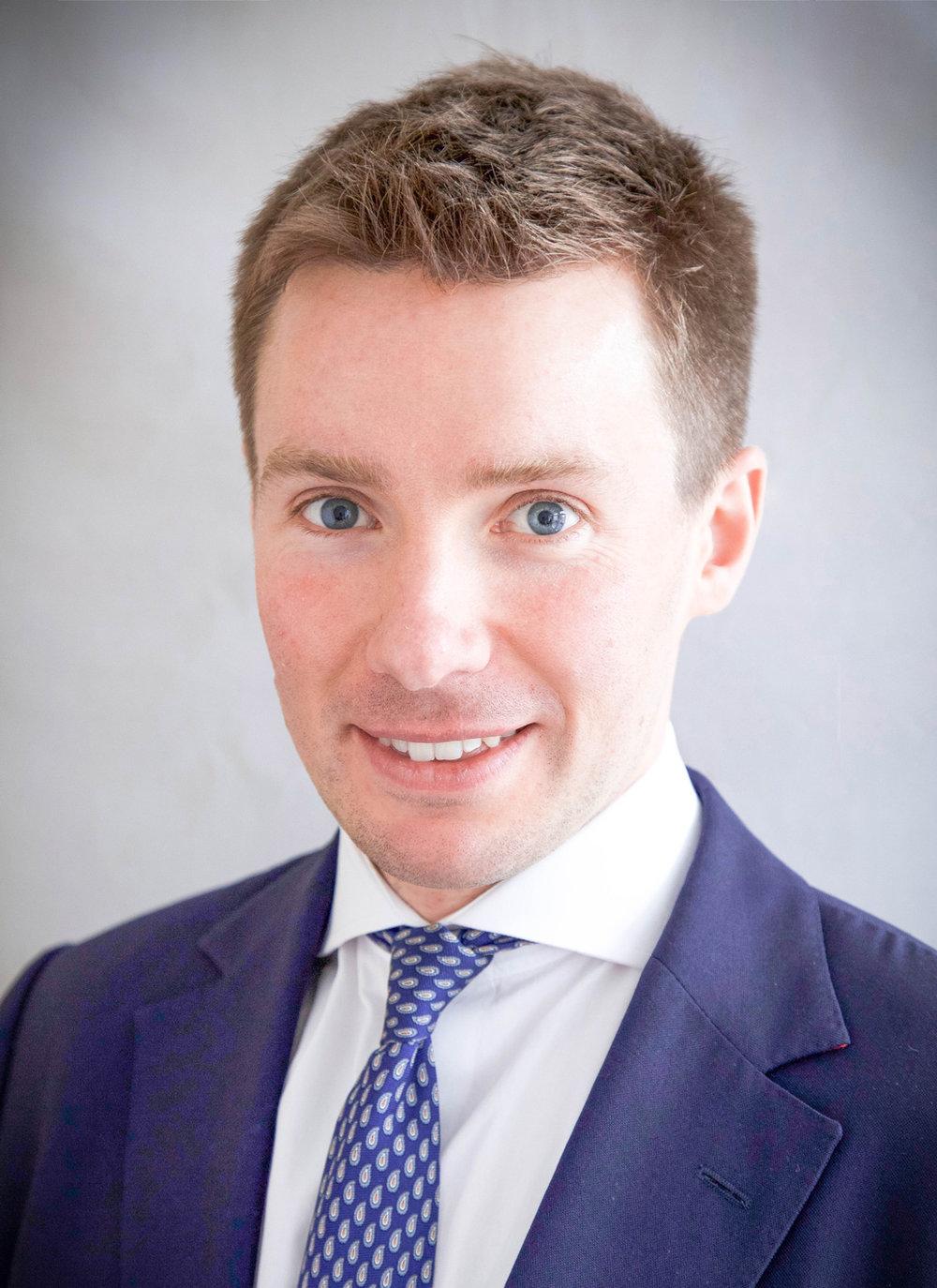 Tom GRAHAM  Partner, Head of Technology