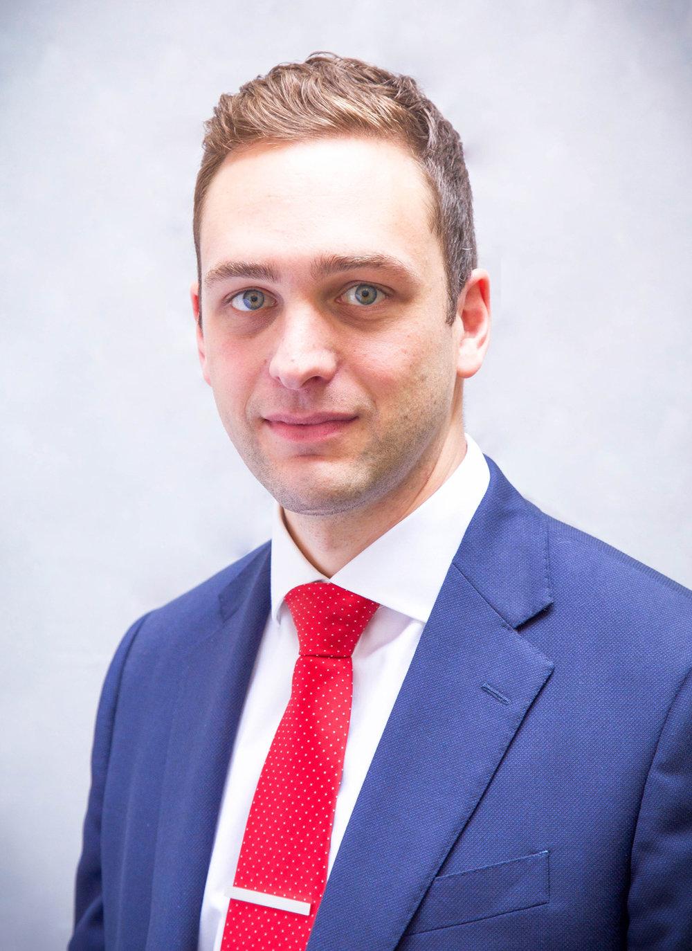 HARRY LEWIS  Head of Finance