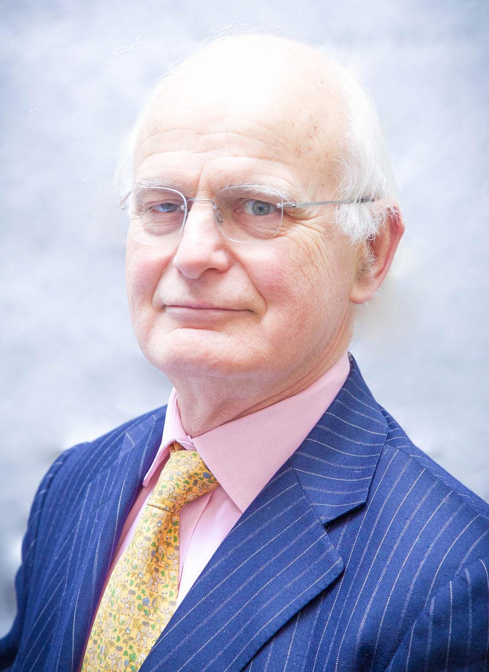 JOHN BARKER  Senior Adviser
