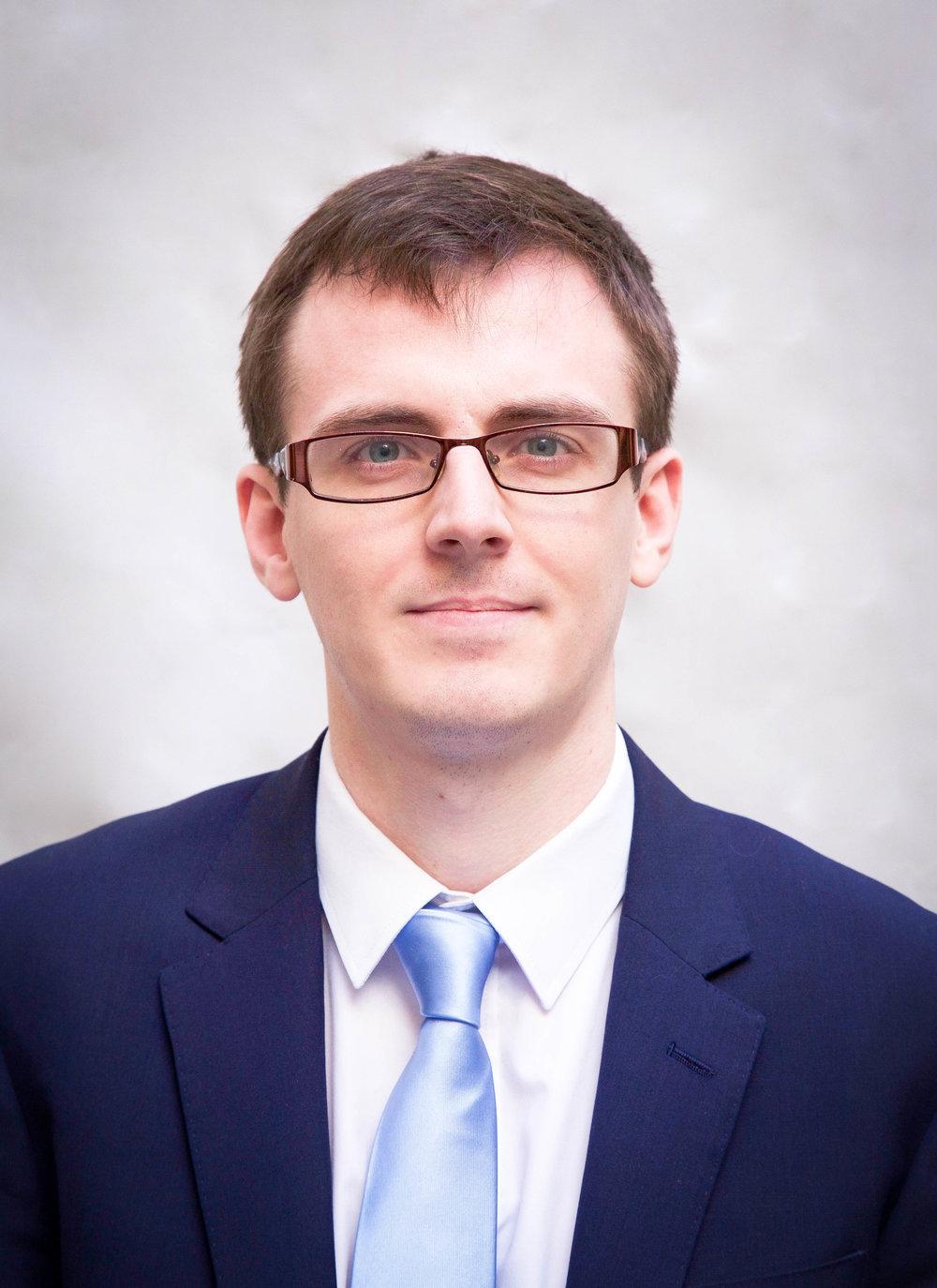 DANIEL BARRY  Senior Researcher