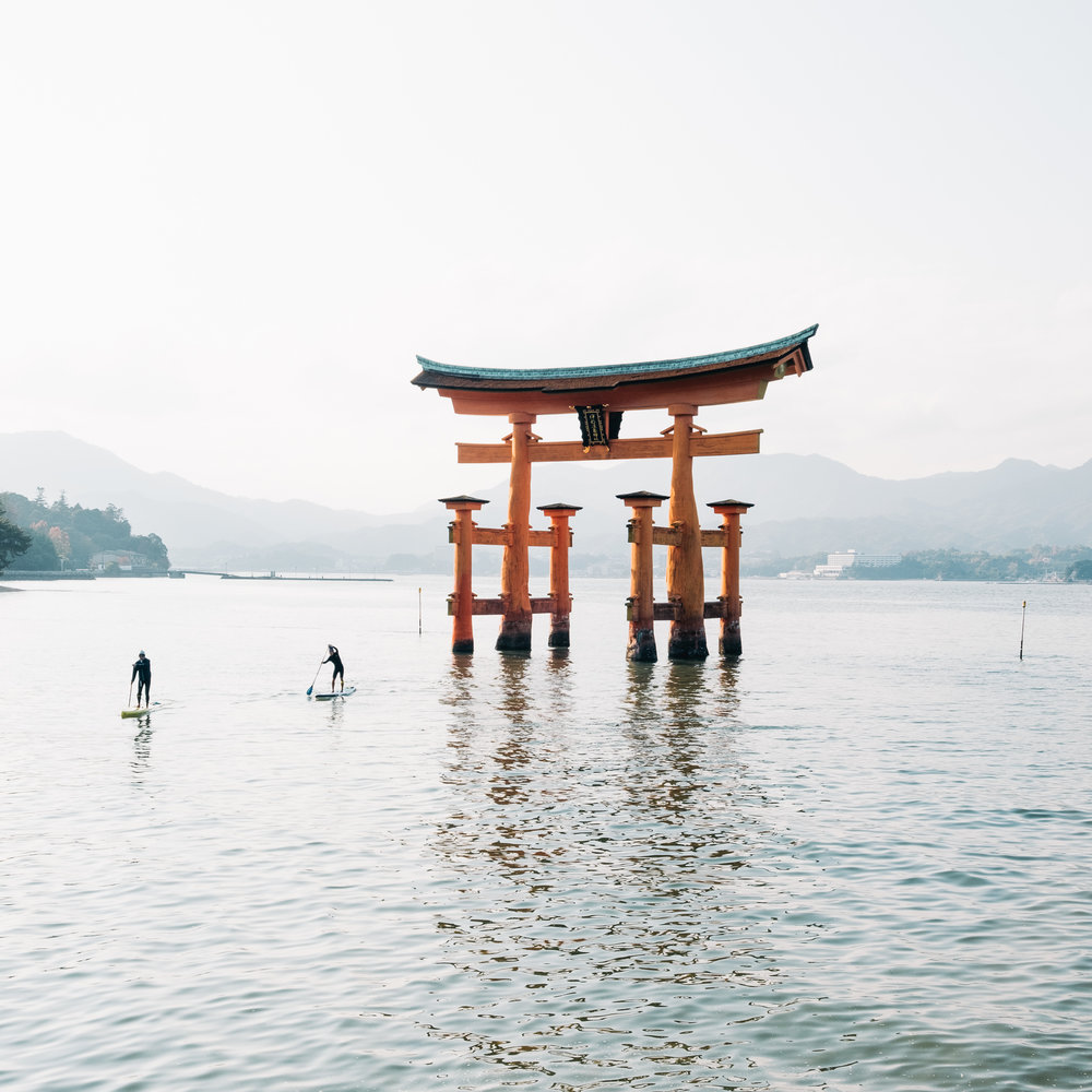 Charmaine Wu Photography Travel Photography Hiroshima Miyajima Japan Singapore