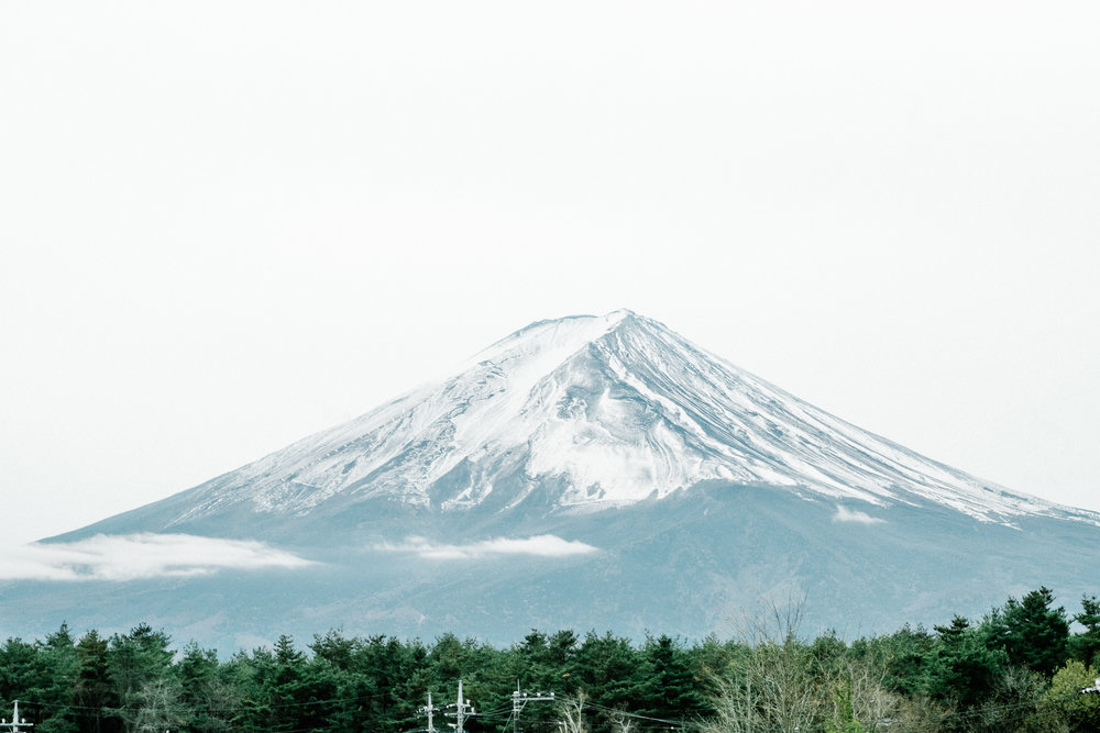 Charmaine Wu Photography Travel Photography Kawaguchiko Mt Fuji Japan Singapore