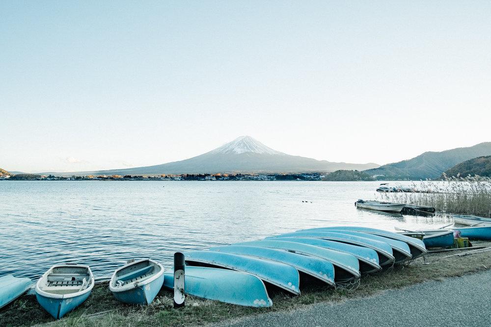 Kawaguchiko Mt Fuji Japan Travel Photography Charmaine Wu Singapore