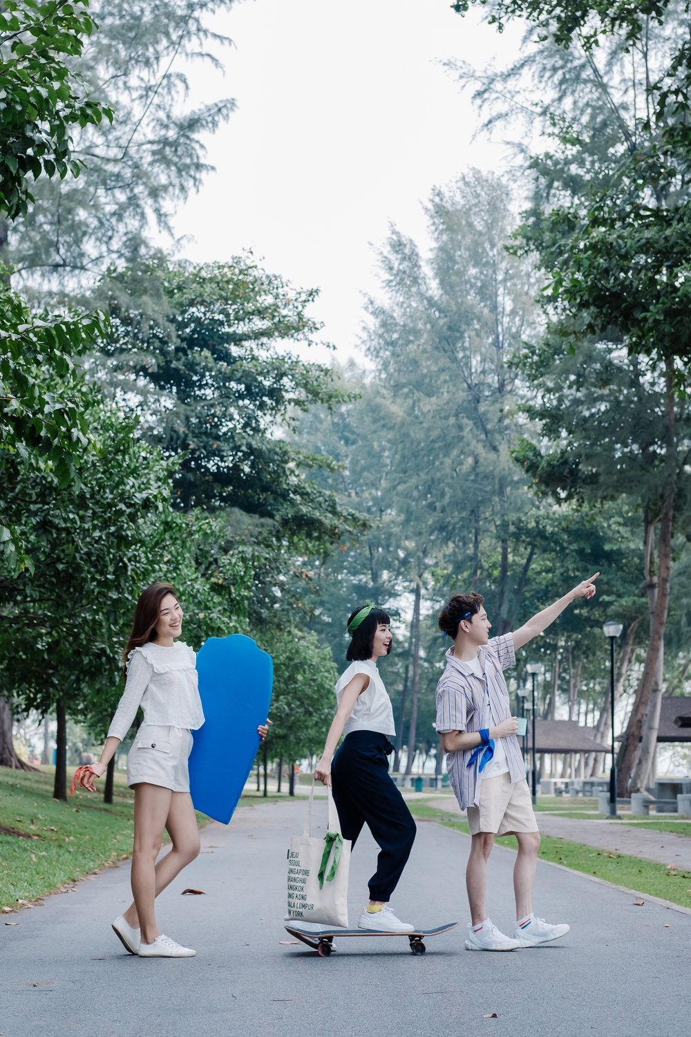 People Portrait Commercial Innisfree Charmaine Wu Photography Singapore