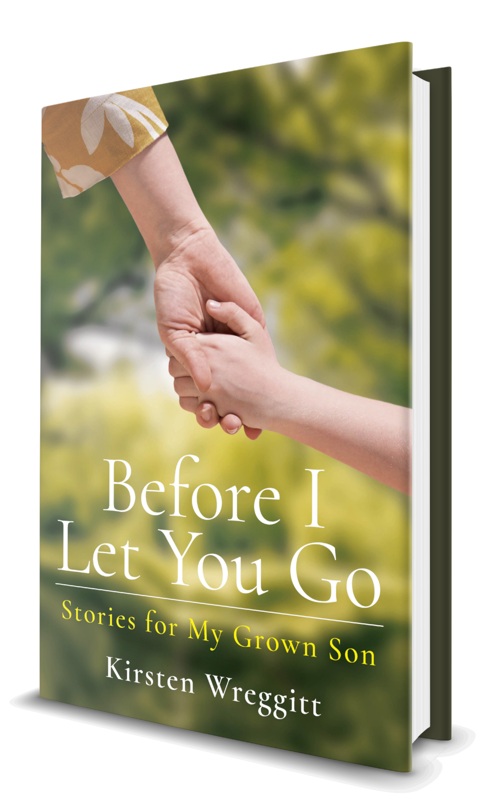 Before I Let You Go Kirsten Wreggitt book