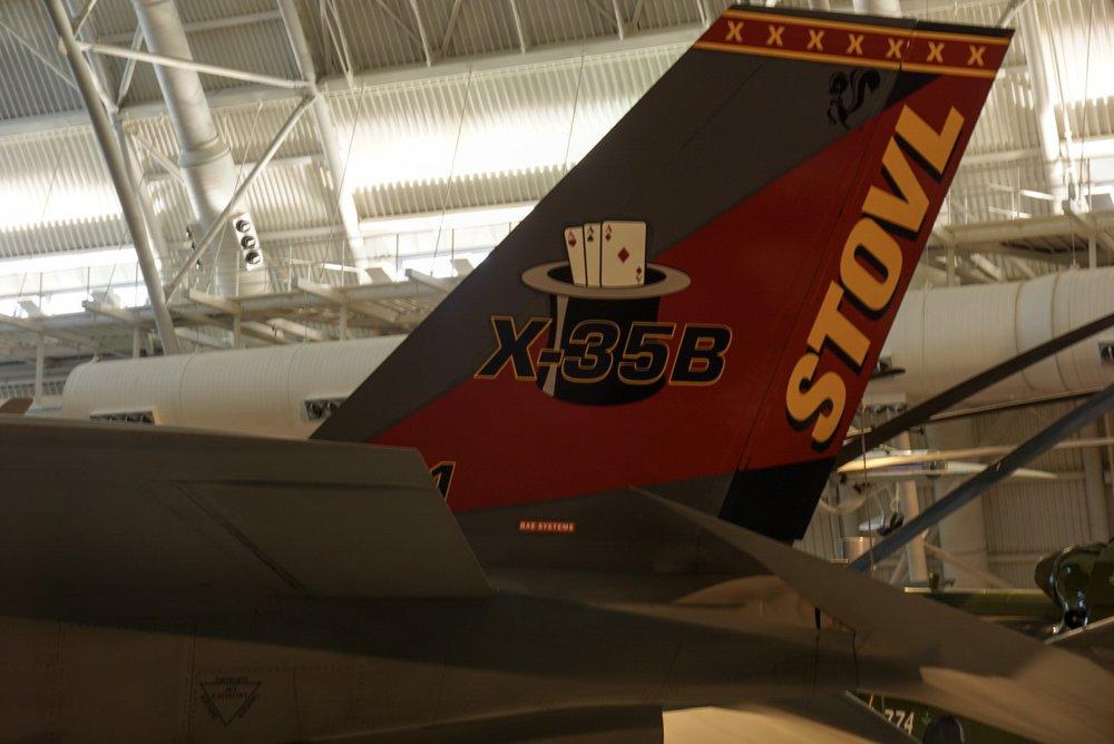 Lockheed Martin  X - 35B STOVL