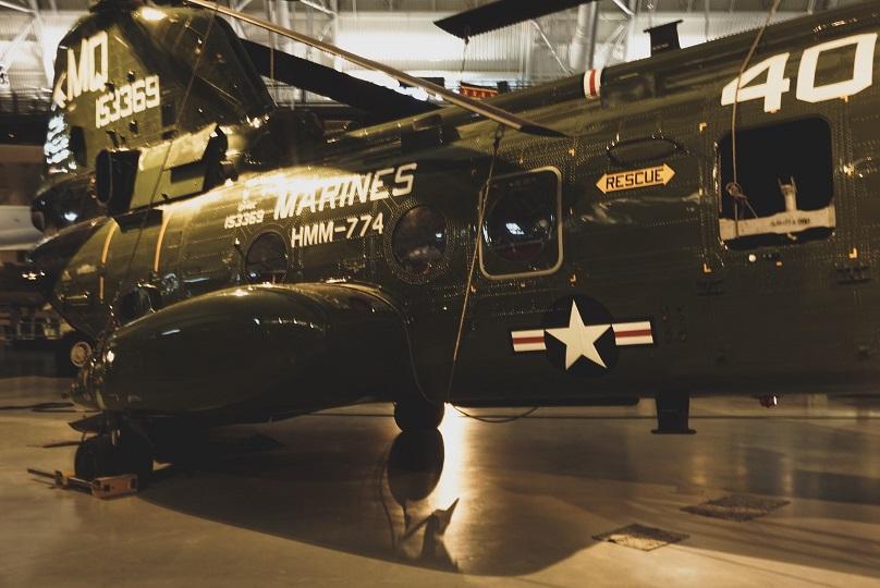 """Boeing-Vertrol CH-46E Sea Knight """"Phrog"""""""