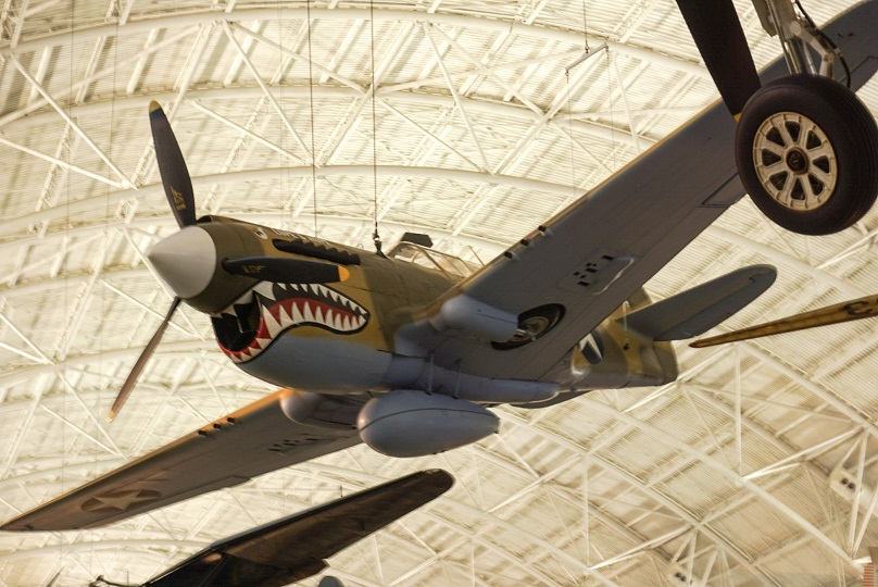 Curtiss P-40E  Lope's Hope