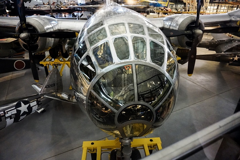 Boeing B-29 Superfortress bomber
