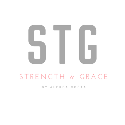 Strength & Grace by Aleksa Costa
