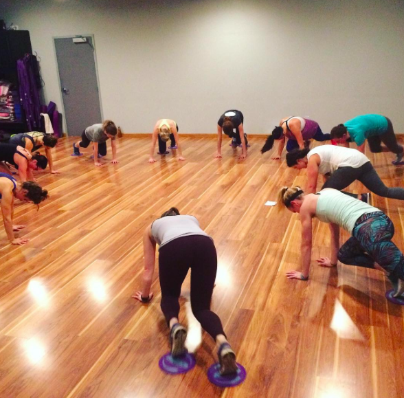 We're all in it together, so bring on all the mountain climber sprints!