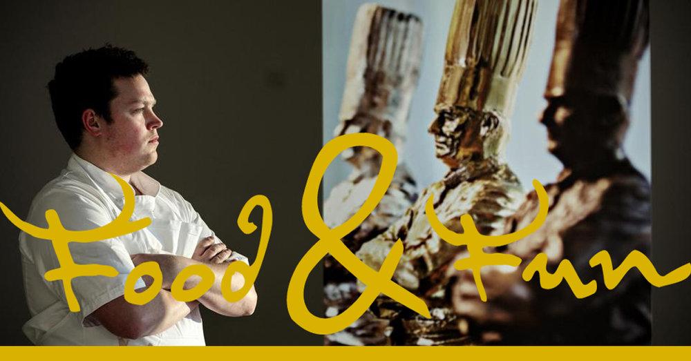 - JEPPE FOLDAGER SILVER WINNER AT BOCUSE D'OR 2013