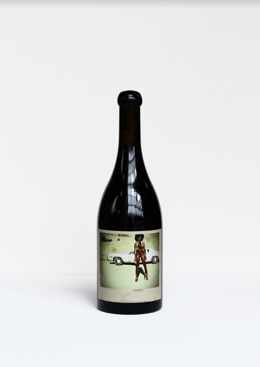 Red Wine List -