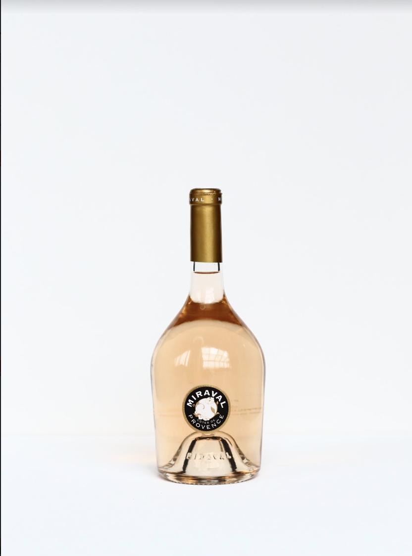 Pink Wine List -