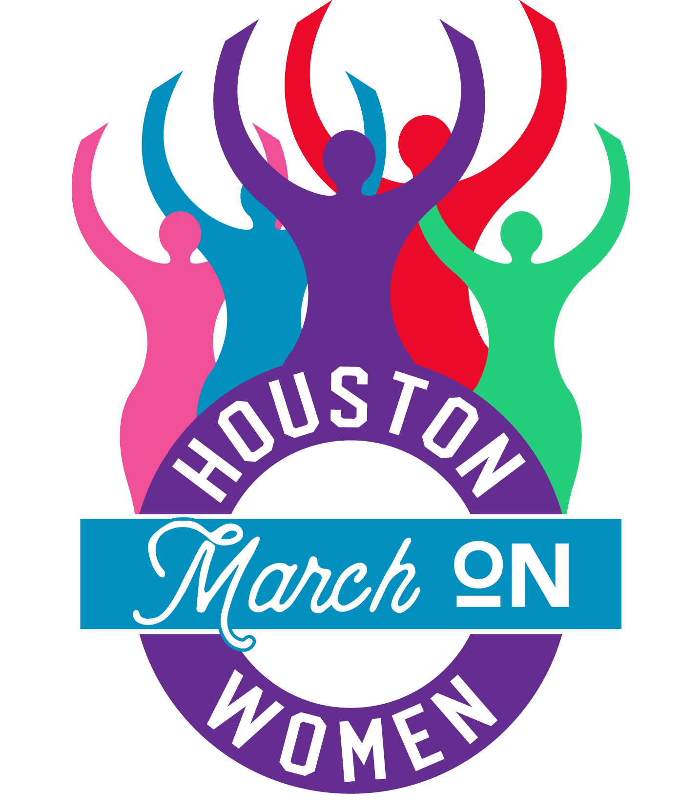 Houston Women March On
