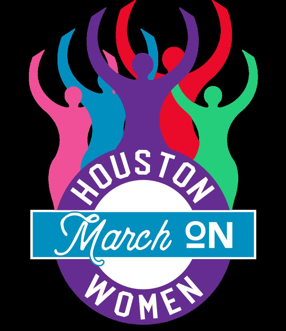 2017 March — Houston Women March On
