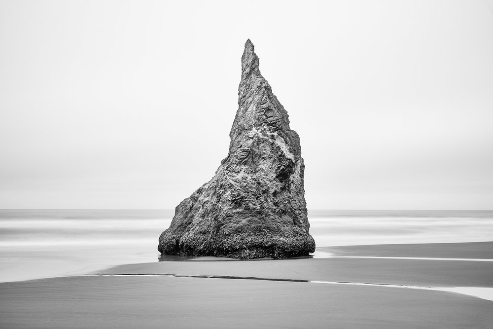 Sea Stack Study 2 - Bandon (0199)