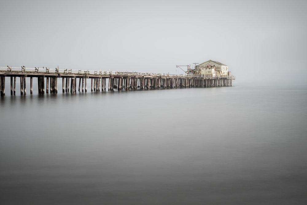 Romeos Pier - Half Moon Bay (3597)