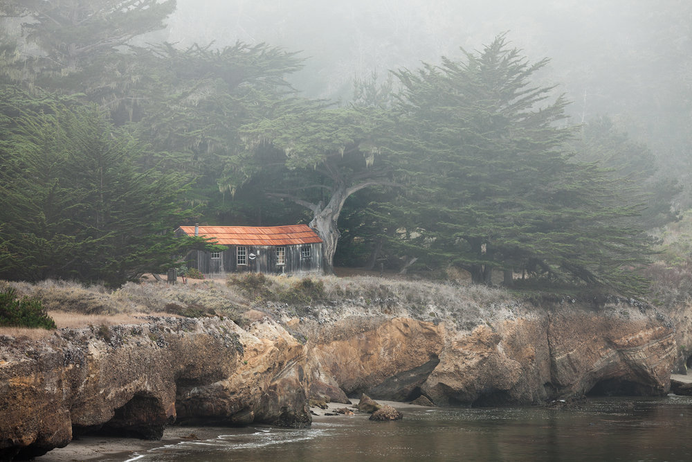 Whalers Cabin - Point Lobos (3460)