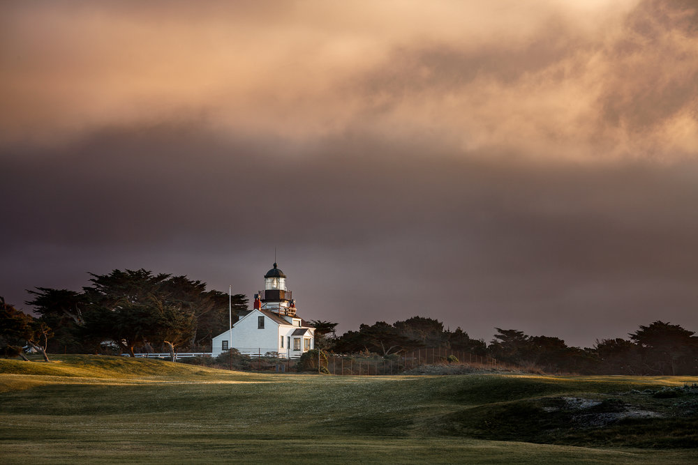 Point Pinos Lighthouse - Pacific Grove (7390)