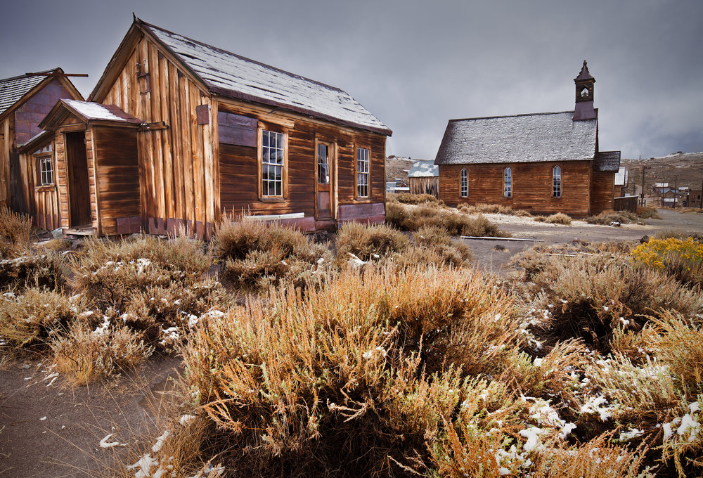 Bodie Ghost Town (6007)