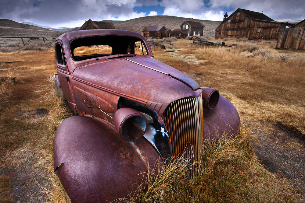 Old Car - Bodie (6073)