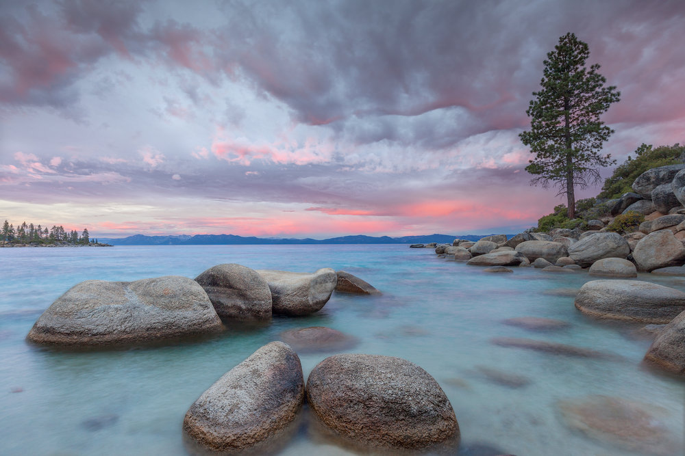 Sand Harbor Sunrise (2821)