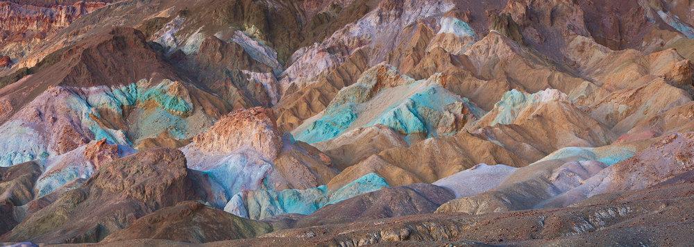 Artist's Palette Panorama (0742-46)