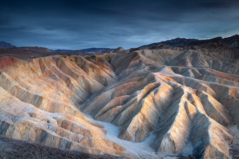 Last Light - Zabriskie Point (1481-84)
