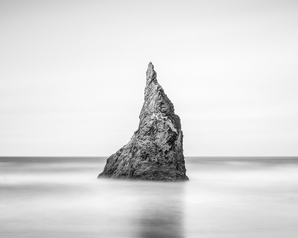 Sea Stack Study 1 - Bandon (2054)