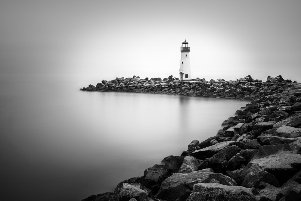 Walton Lighthouse - Santa Cruz Harbor (3546)