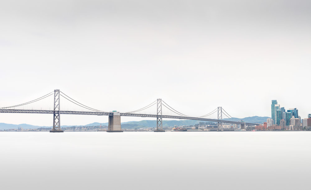San Francisco - Oakland Bay Bridge Study (5293)