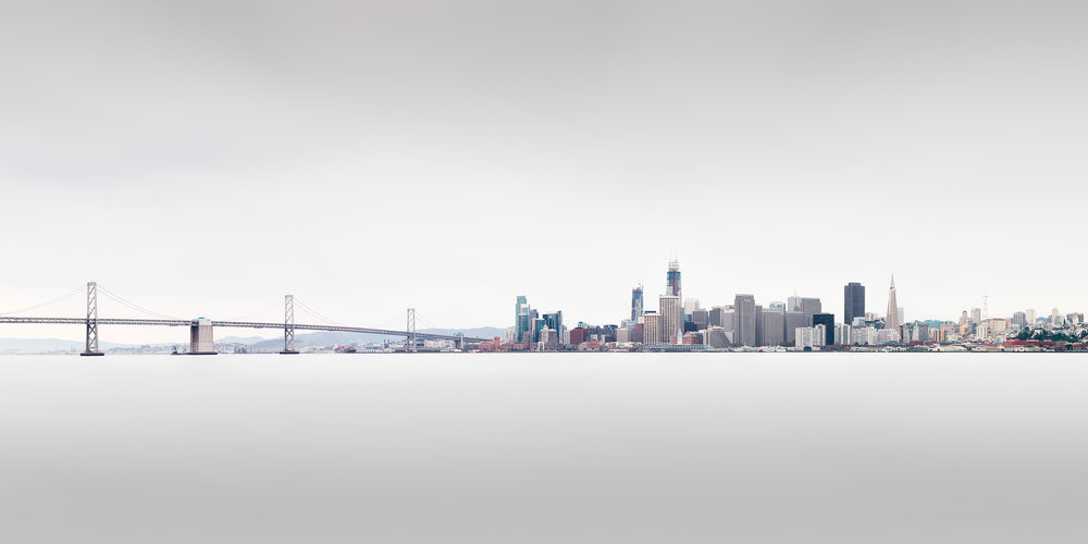 San Francisco & Bay Study 3 Panoraminc (5273-3)