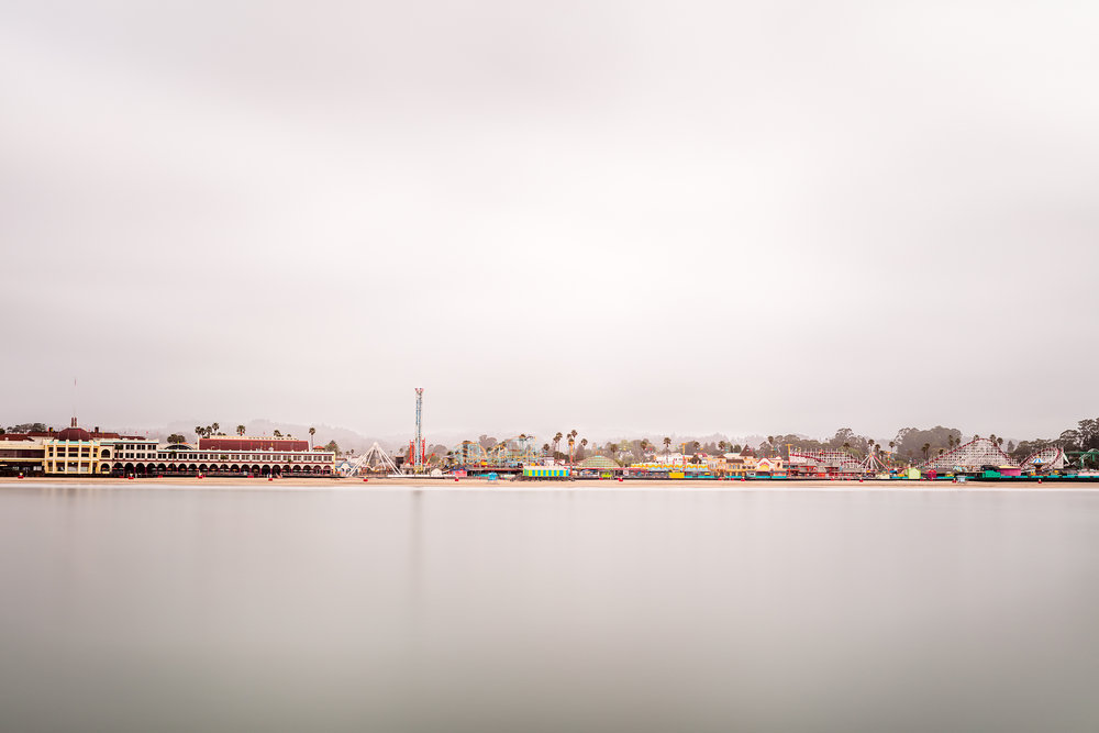 Santa Cruz Beach Boardwalk- Santa Cruz (5351)