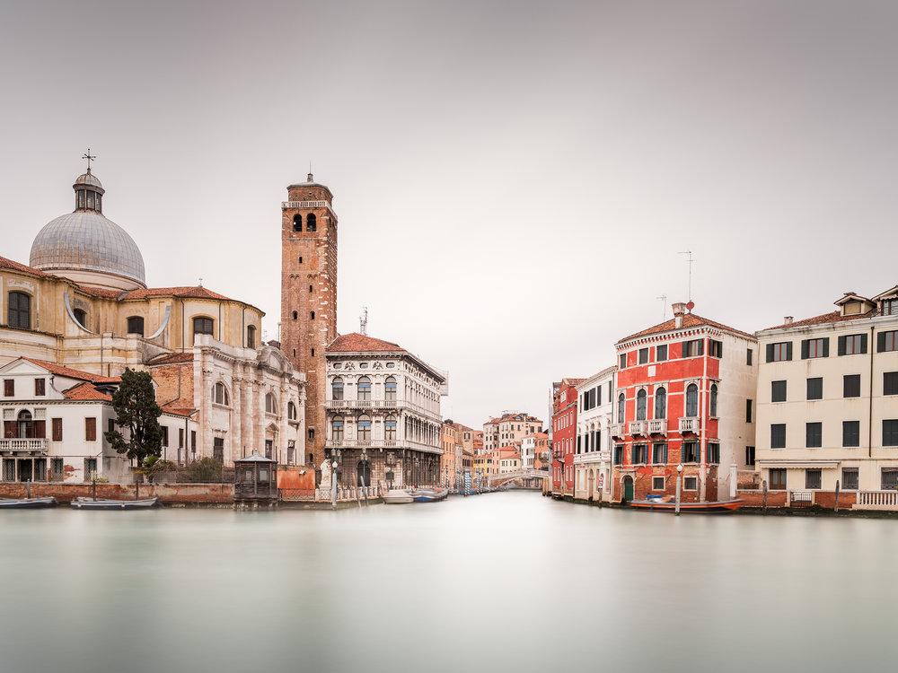 Cannaregio Canal - Venice (2170)