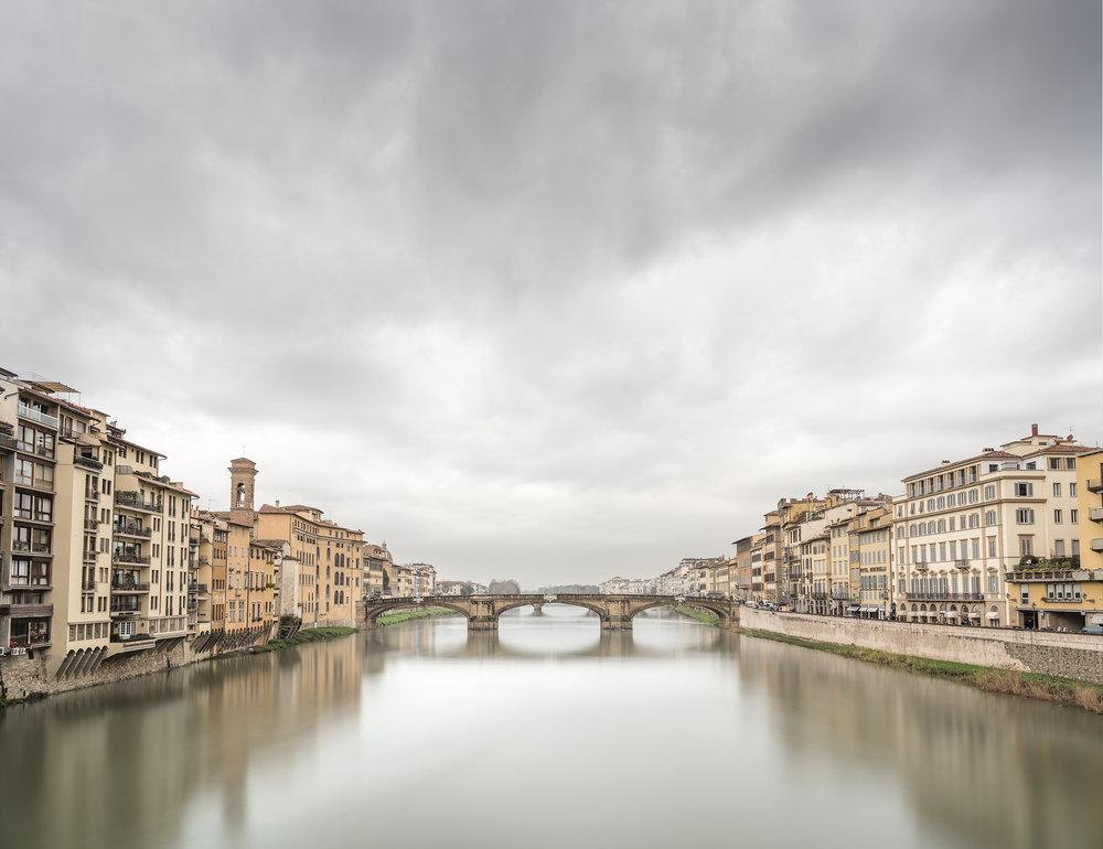St. Trinity Bridge - Florence (2963-64)