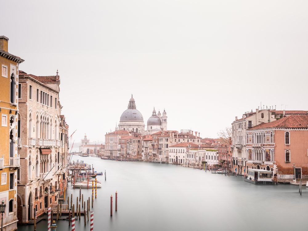 Grand Canal from Accademia - Venice (2486)
