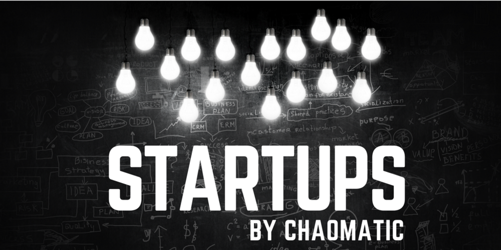 Startups by Chaomatic